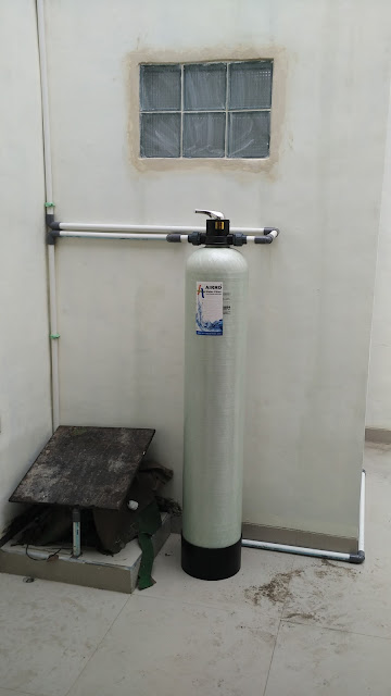 Filter Air Jakarta Utara