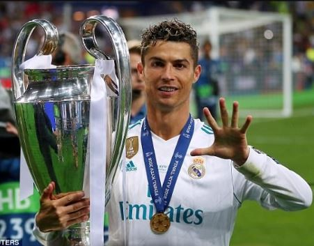 Cristiano Ronaldo hints he could quit Real Madrid after winning 4th Champions League cup with the club