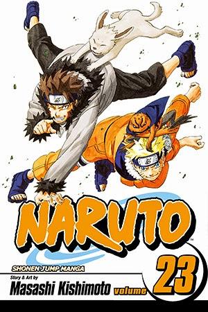 Naruto Tomo 23
