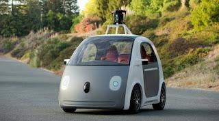 Teknologi Paling Canggih, Mobil berjalan sendiri tanpa bantuan supir
