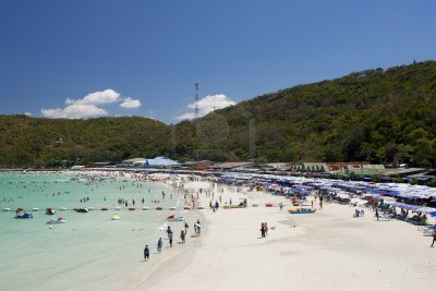 Dream Walker Pattaya Sea Beach Entertainment Paradise