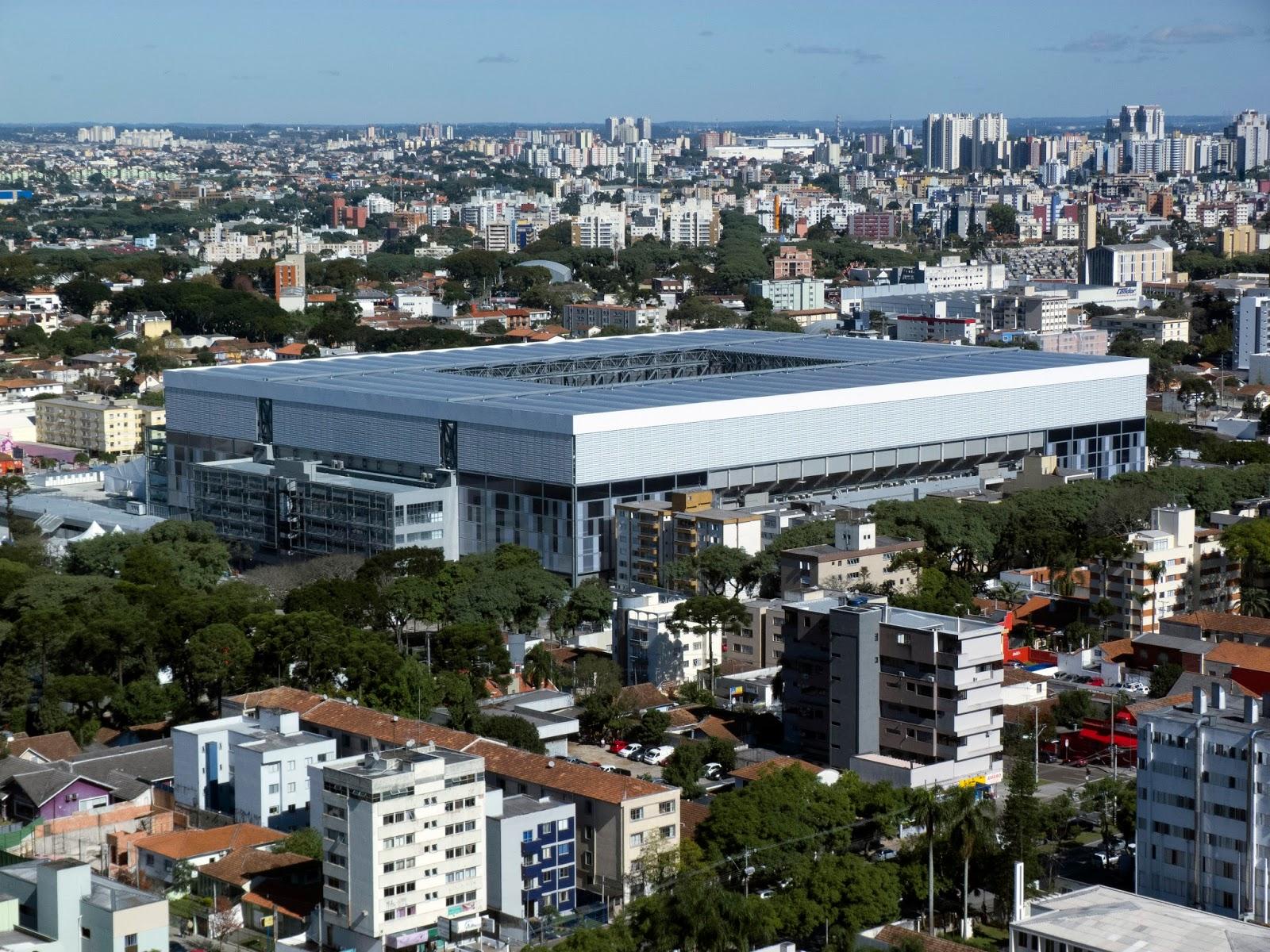 Atlético Paranaense x Newell's Old Boys
