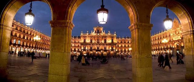Salamanca na Espanha