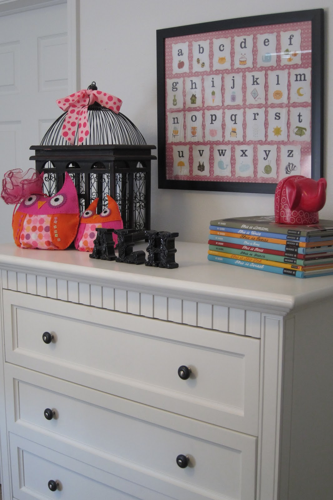 Inspired Whims My Little Girl S Nursery Space