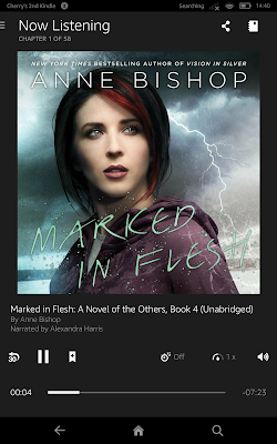 MARKED IN FLESH by Anne Bishop audiobook