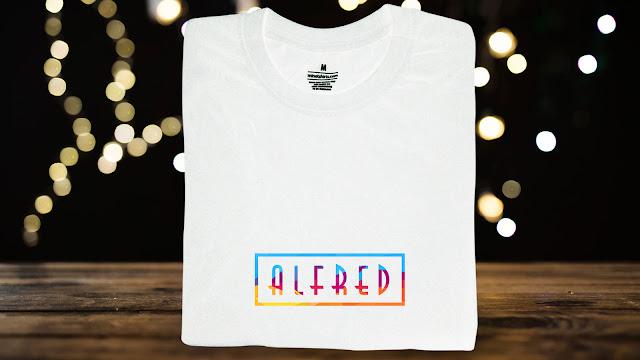 SNB-A04-P6FC-CTS Name T Shirt Design, Custom T Shirt Printing
