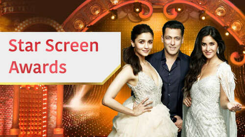 Star Screen Awards 720p | 480p | HDTVRip | 31st December 2018
