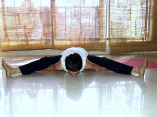 adhara yoga asanas de flexión
