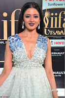 Vimala Raman in Spicy Deep Neck Sleeveless Dress at IIFA Utsavam Awards 2017  Day 2 at  27.JPG