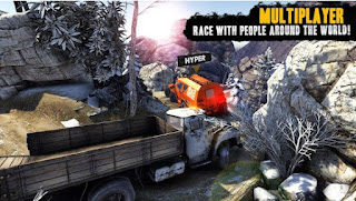 Truck Evolution Offroad 2 Mod Apk Unlimited Money
