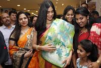 Actress Adah Sharma Launches Saree Niketan Showroom  0005.jpg