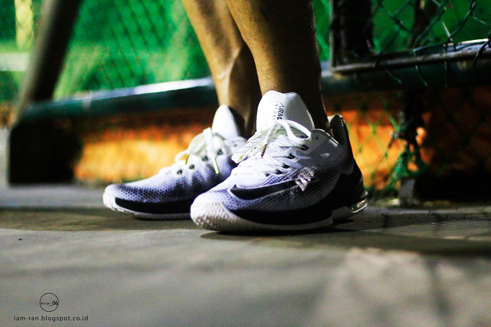 2f0b29523d coupon for nike air max infuriate low on feet ccabb e2e9a