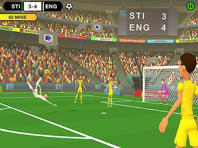 تحميل لعبة Stick soccer 2 للاندرويد مجانا