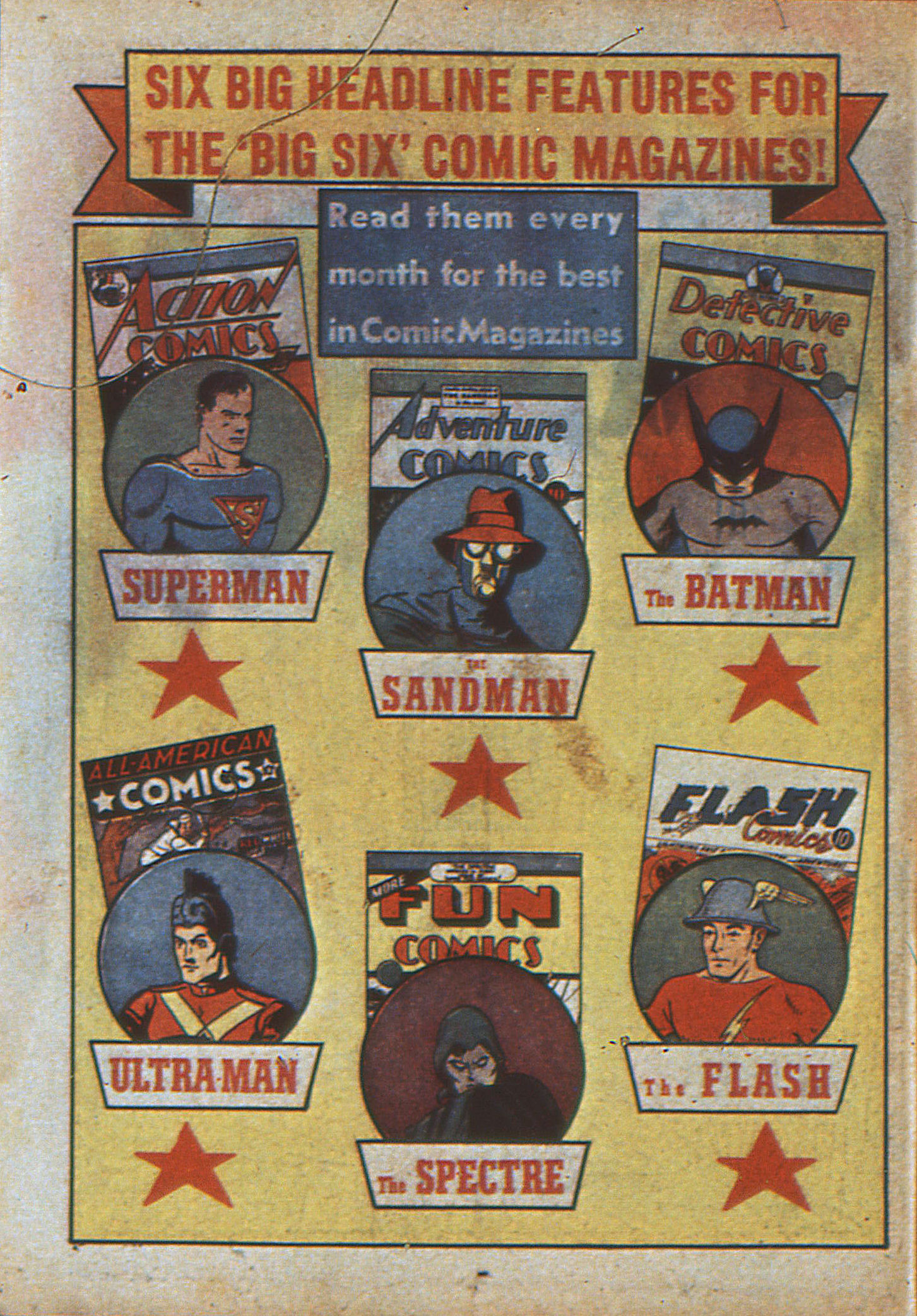 Read online Action Comics (1938) comic -  Issue #23 - 67