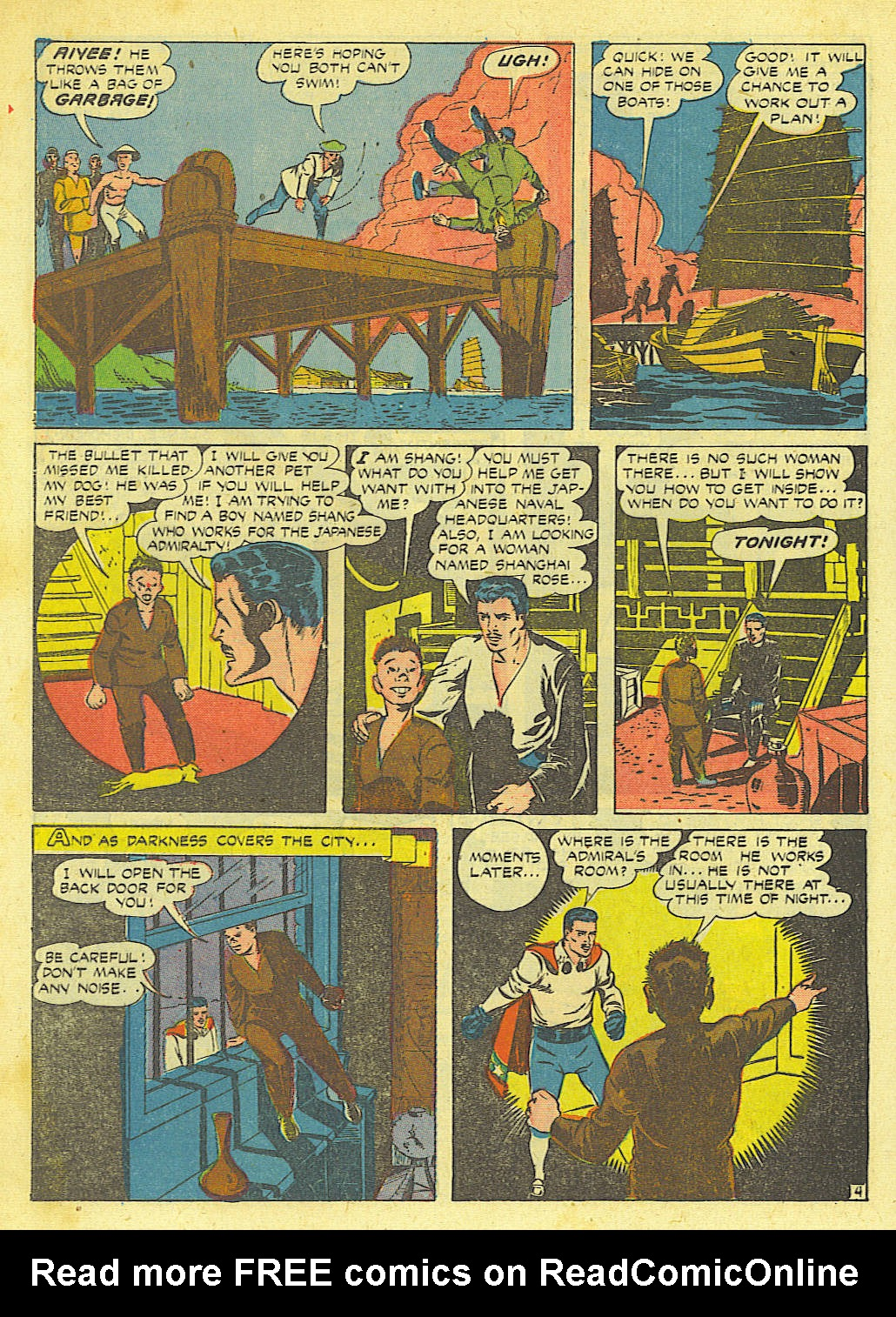 Read online Action Comics (1938) comic -  Issue #67 - 42
