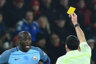 Toure: Manchester City vs Manchester United Tidak Perlu Wasit