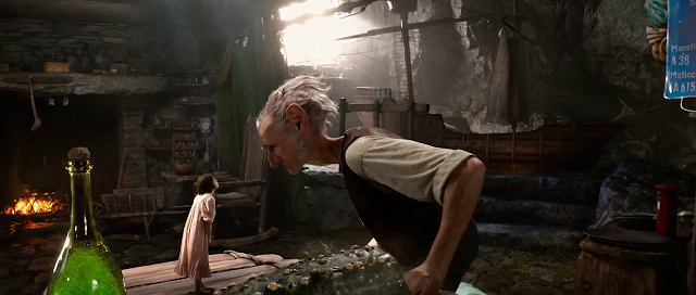 Splited 200mb Resumable Download Link For Movie The BFG 2016 Download And Watch Online For Free