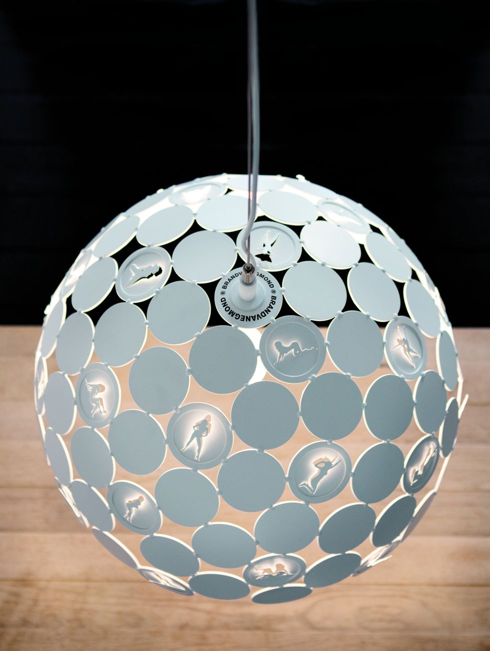 Pin-Up Lamps by Designer Richard Hutten for Brand Van Egmond. - if ...