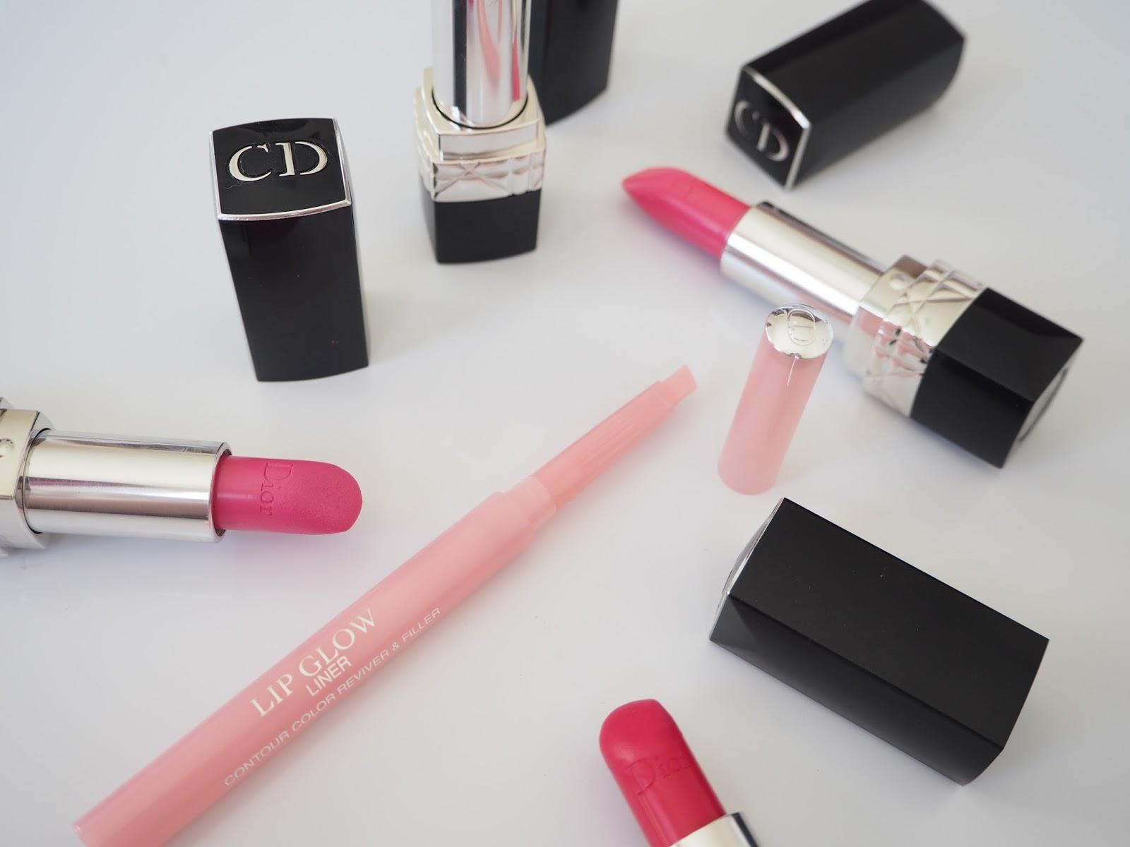 Dior Glow lip liner