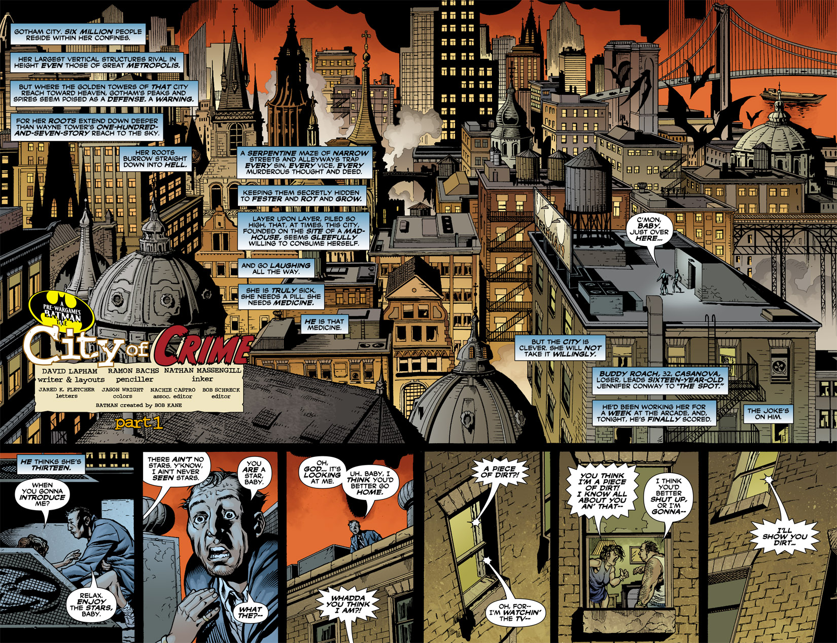 Detective Comics (1937) 801 Page 2