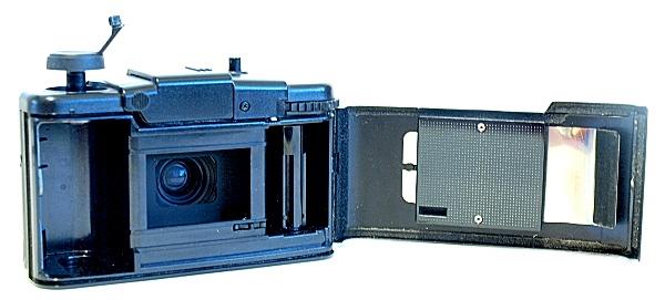 Olympus XA1, Film Box