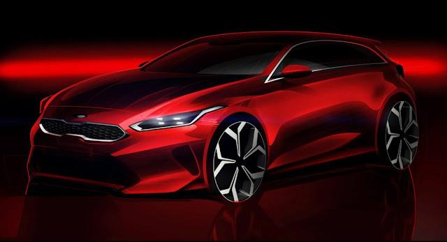 Geneva Motor Show, Kia, Kia Cee'd, New Cars