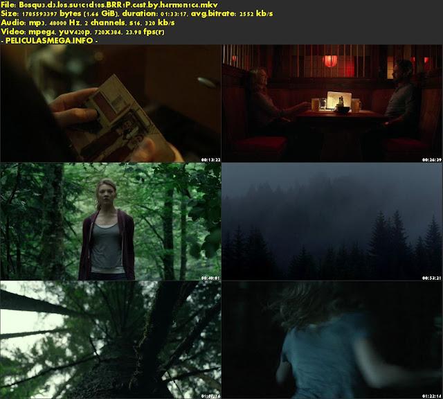 Descargar El bosque de los suicidios Castellano por MEGA.