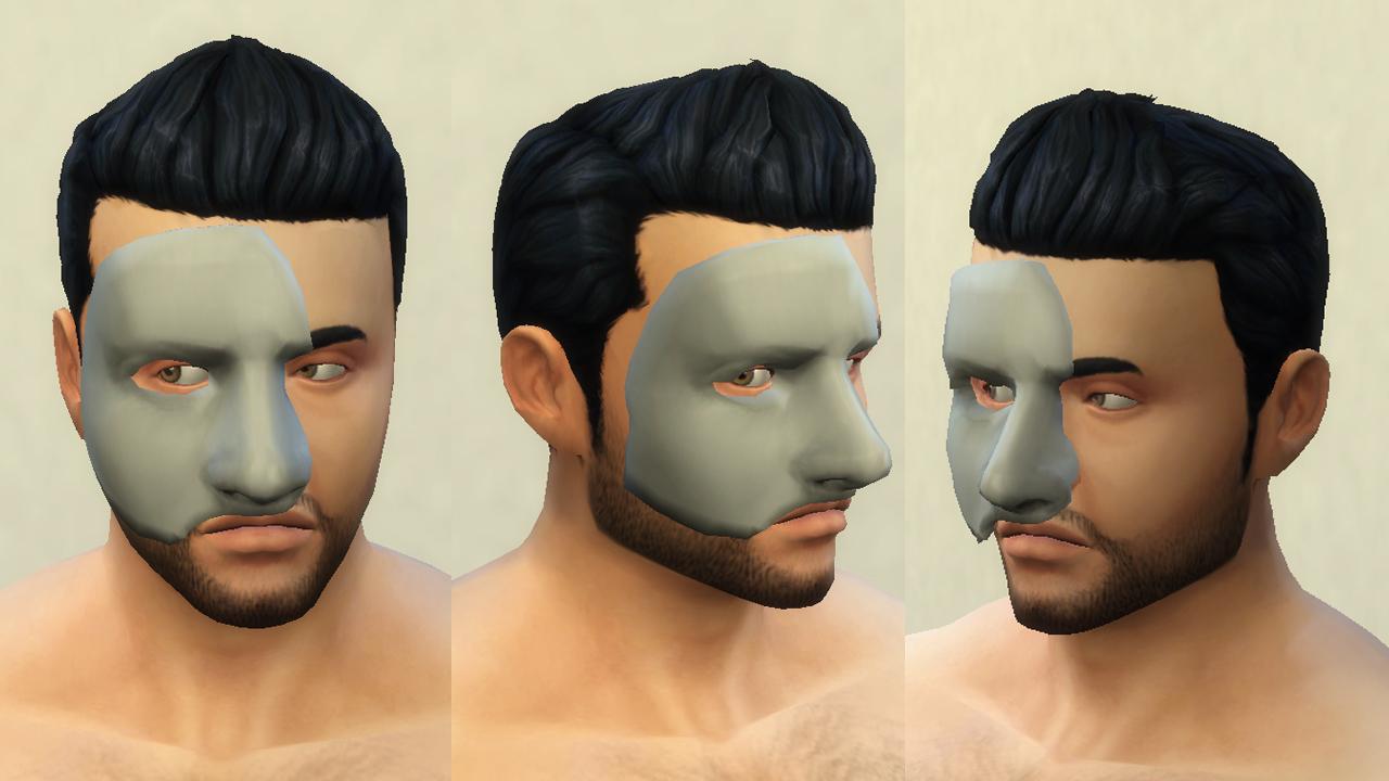 My Sims 4 Blog Gta V Pogo Mask And Phantom Of The Opera