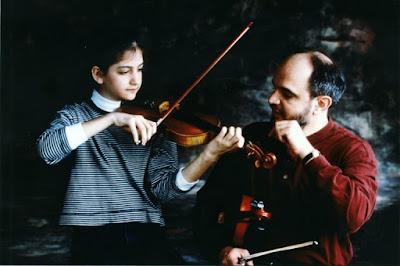 Hướng dẫn cách học đàn violin cơ bản