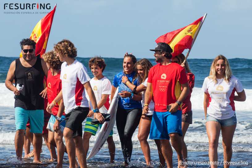 Competition Day 8 2016 VISSLA ISA World Junior Surfing Championship
