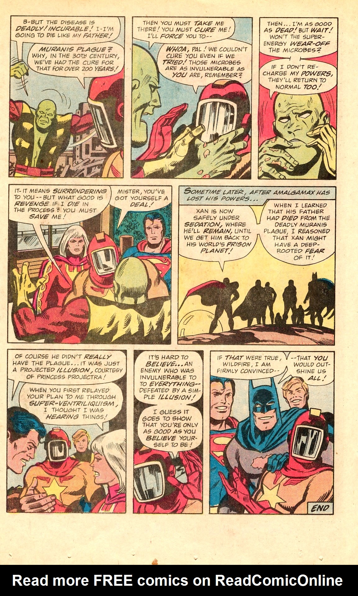 Read online World's Finest Comics comic -  Issue #284 - 20