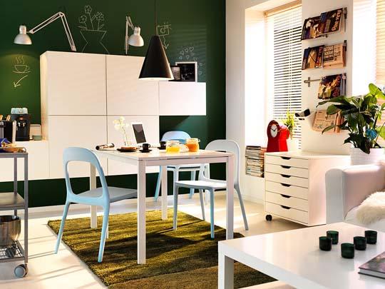 IKEA Interior Design Ideas For Small Spaces