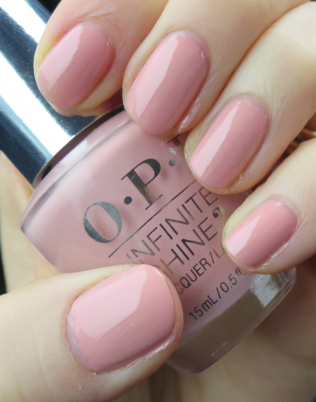 Skimmerskuggan: United in Pink: OPI You Can Count on it