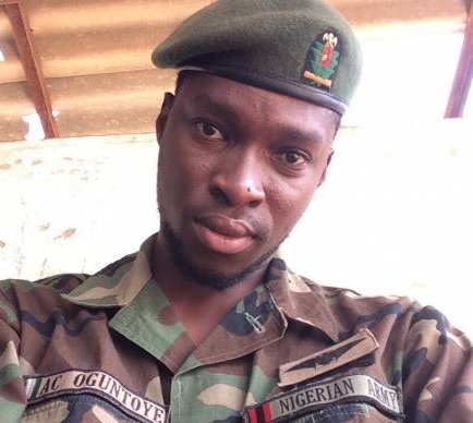 Army Lieutenant, AC Oguntoye Just Killed In Fesh Boko Haram Attack
