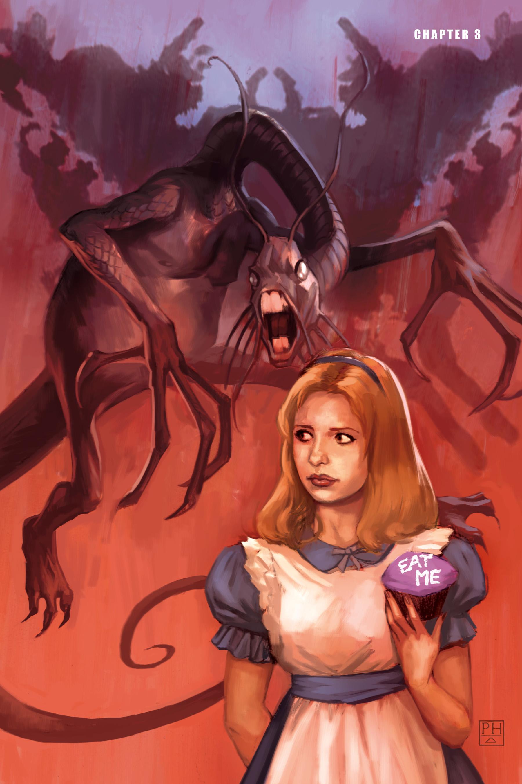 Read online Buffy the Vampire Slayer: Omnibus comic -  Issue # TPB 1 - 258