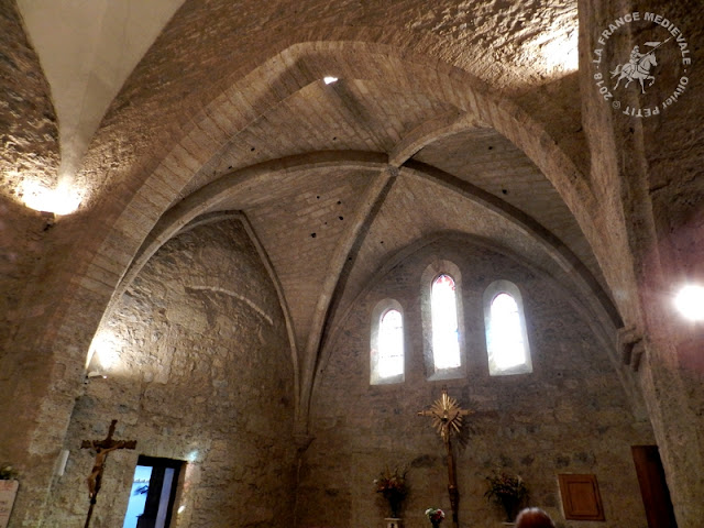 BALARUC-LE-VIEUX (34) - Eglise Saint-Maurice (XIVe siècle)