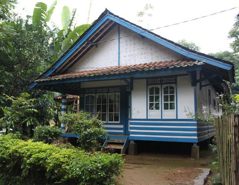 Model Rumah Panggung Sebenarnya Merupakan Bentuk Implementasi Dari Tradisional Indonesia Khususnya Di Daerah Jambi
