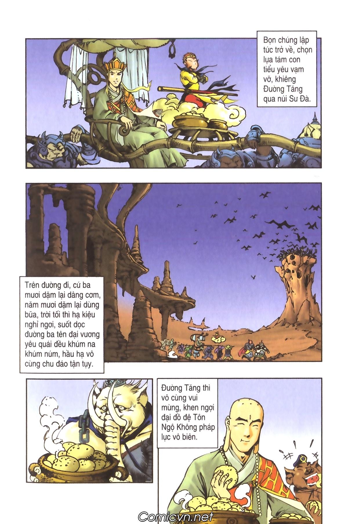 Tây Du Ký màu - Chapter 122 - Pic 13