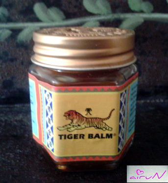 balsamo tigre dolor