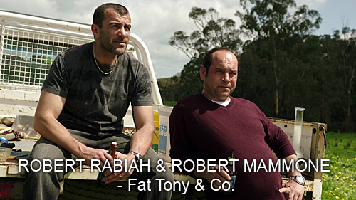 Underbelly Fat Tony and Co - Season 1