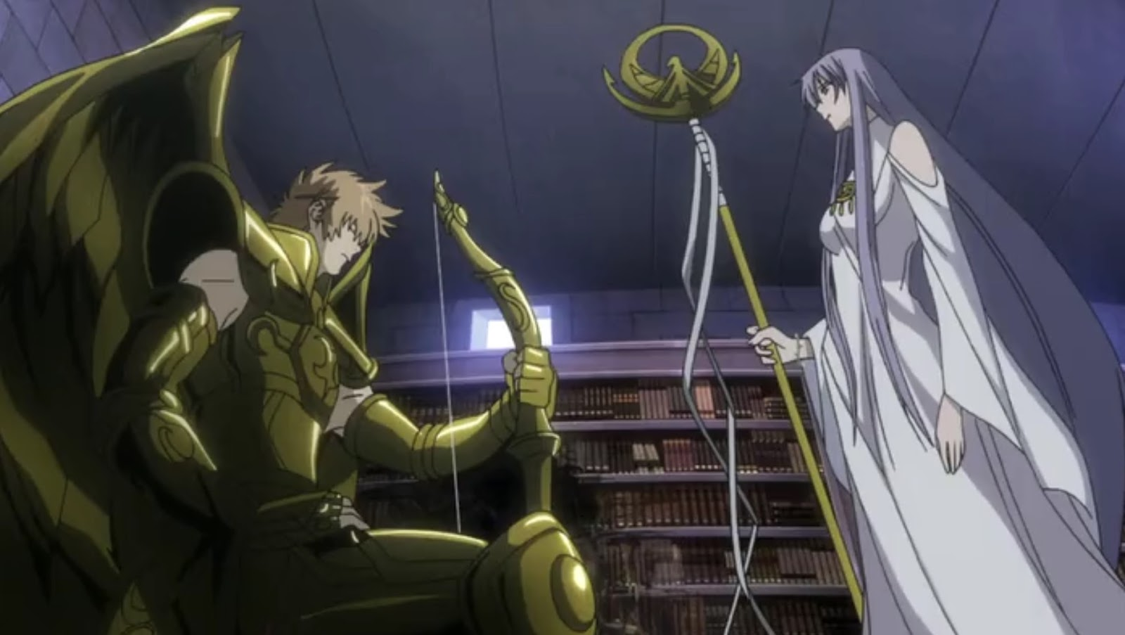 Saint Seiya: The Lost Canvas Episodio 23 Dublado