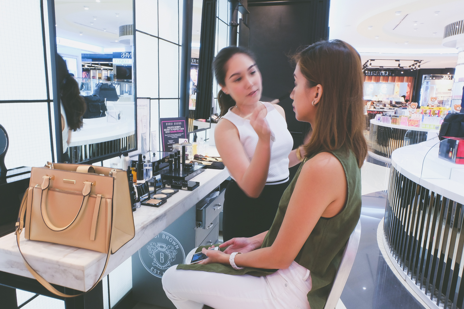 Cebu Beauty Blogger, Cebu Fashion Blogger, Cebu Bloggers, Beauty, Philippines, Blog, Bobbi Brown Extra Treatment Lotion, Reviews, Beauty Reviews, Asian, Filipina Blogger, Beauty Regimen, Nightly beauty ritual, Toni Pino-Oca, Cebu Beauty Blogs, Tamara Pineda