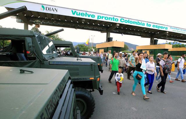 Primera entrega de Ayuda Humanitaria se hará este fin de semana y entrará por Cúcuta