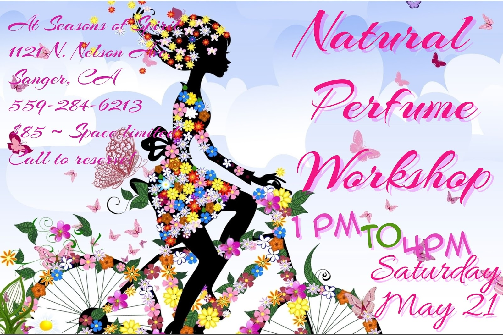 Best Natural Perfumery Course