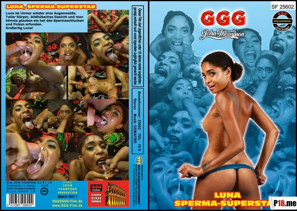 [GGG] Luna - Sperma-Superstar German XXX DVDRip