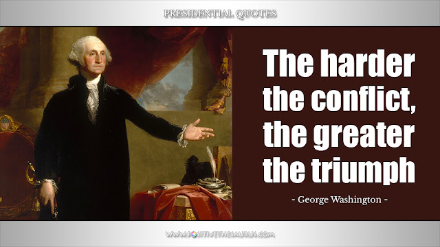 president george washington quotes