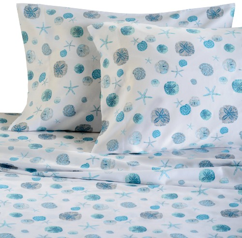 Trend Coastal Sheets Blue