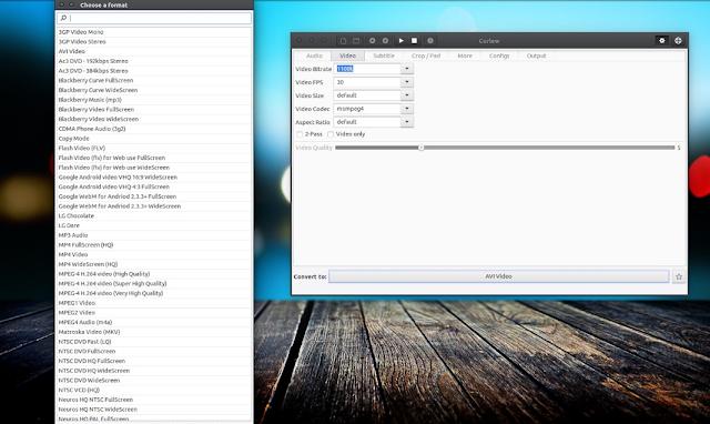 Como instalar o Curlew 2.1.2 no Ubuntu, Linux Mint e derivados! E ter multi-conversor potente e muito bem elaborado!