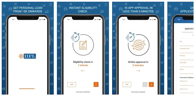 iGo Insta Personal loan Mobile