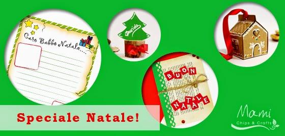 Lavoretti Di Natale Per Genitori.Mami Chips Crafts Lavoretti Di Natale Speciale Giovani